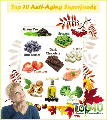 top ten superfoods guide book books top 10 anti aging superfoods top 10 home remedies