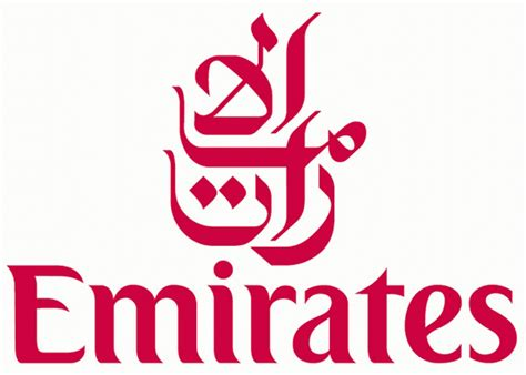 emirates logo commercial airline logos airliner logos from around the
