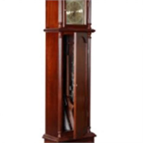 Firearms Stashvault Grandfather Clock Gun Cabinet