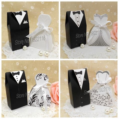 Wedding Gifts For Groom by Free Shipping 50pcs And Groom Wedding Box Gift