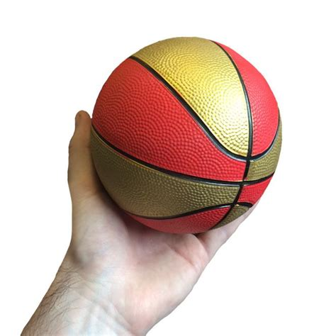 Basketball Bedroom Ideas mini basketball red amp gold sports gift