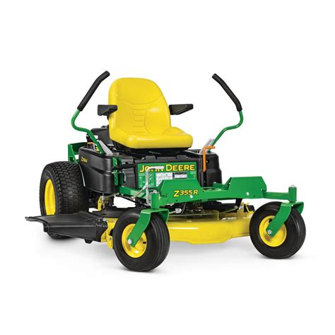 deere z355r 48 in 22 hp dual hydrostatic gas zero