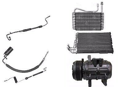 1987 1988 1989 1990 1991 1992 1993 ford mustang 5 0 complete factory a c kit ebay