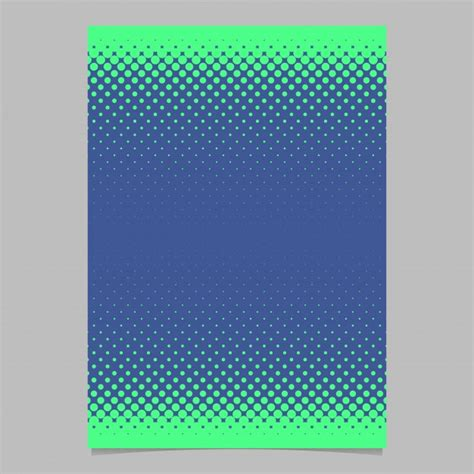 flyer background template retro halftone dot pattern flyer background template
