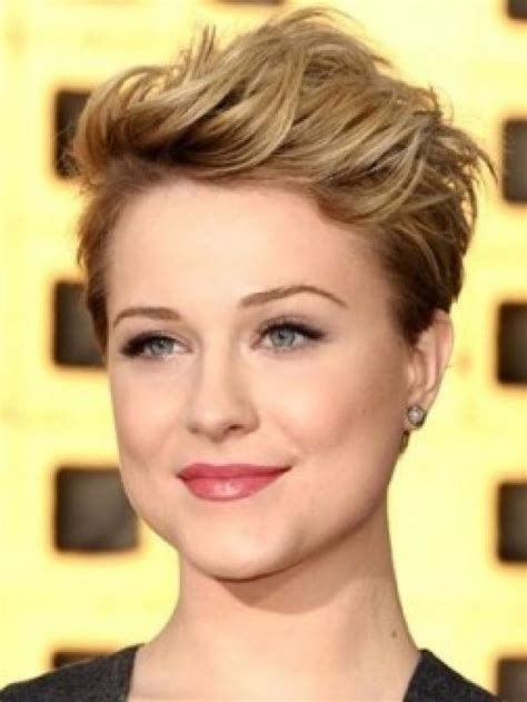 hairstyles for thin hair fuller faces pixie for a full round face home 187 pixie hairstyle
