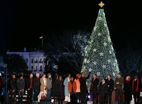 lottery for tickets to national christmas tree lighting