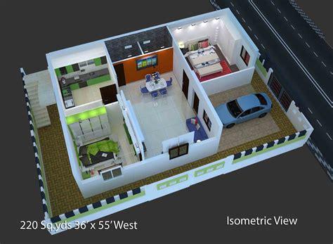 waynirman  sq yds  sq ft west face house bhk