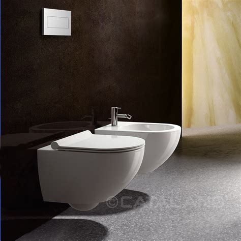 sfera wc bidet 54 ceramica catalano the essence of - Bidet Sfera 54