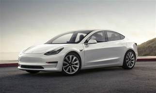 Tesla New Electric Car Model 3 Tesla Model 3 Has Arrived Here Are 6 Interesting Facts