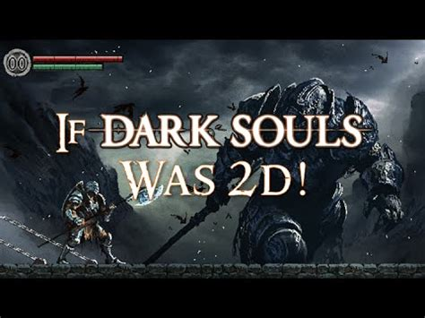 like souls if souls was 2d