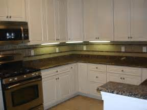 Kitchen With Glass Backsplash by Glass Backsplash New Jersey Custom Tile