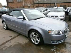 Audi A4 Convertible 2006 Used Audi A4 2006 Diesel 2 0 Tdi Sport 2dr Convertible