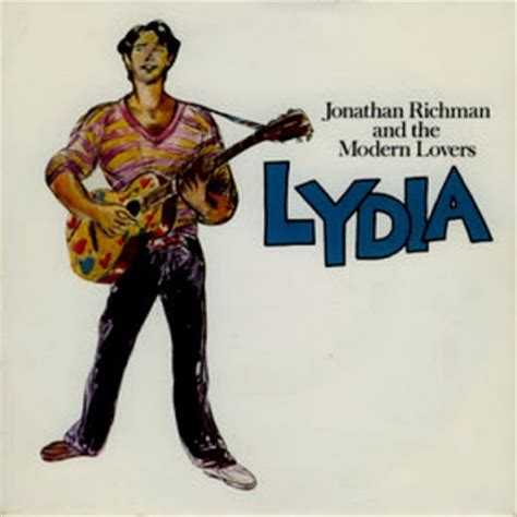 the post progressive pop jonathan richman and the modern back in your