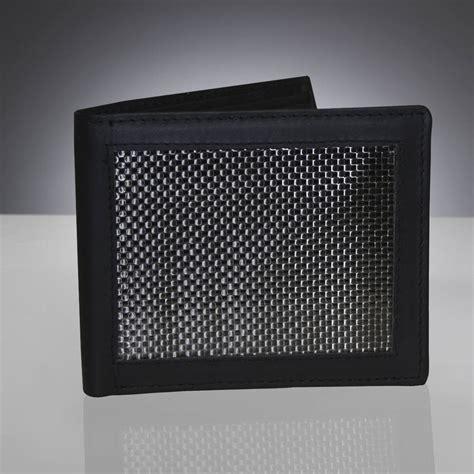 Walet Platinum Ekslusive Original2 luxury genuine carbon fibre leather wallet by memento