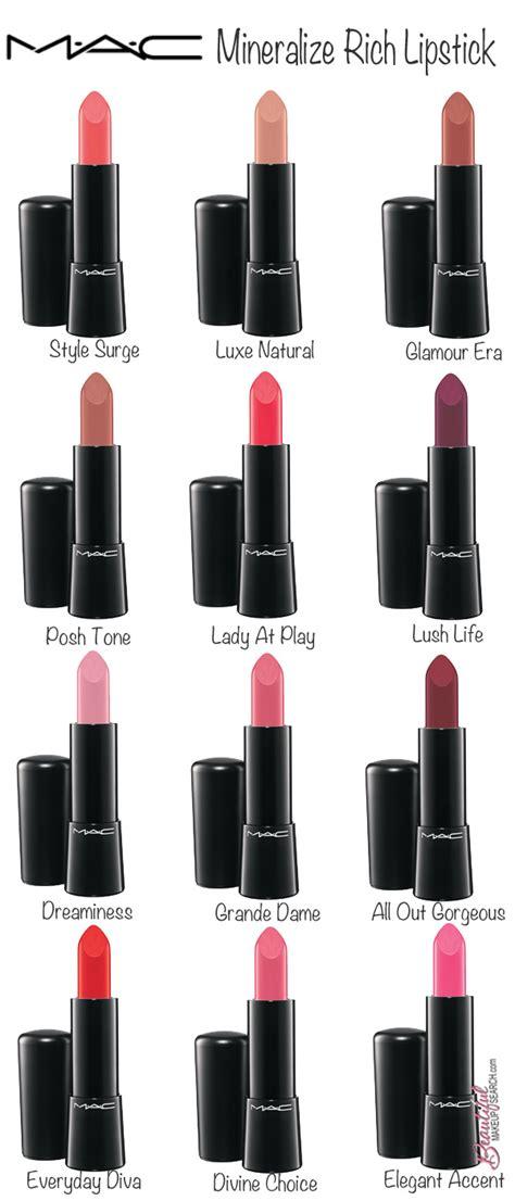 by mac cosmetics archives temptalia beauty blog makeup m 183 a 183 c mineralize rich lipstick beautiful makeup search