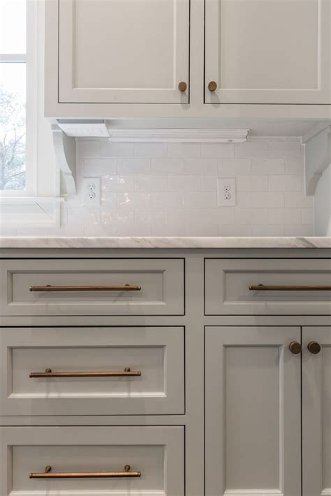 grey cabinets for my sister pinterest benjamin moore useful grey cabinets with brass hardware