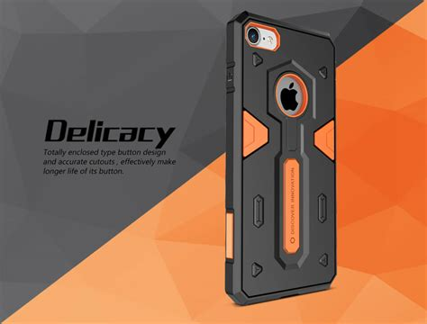 Nillkin Metal Border Bumper For Iphone 6 nillkin defender 2 series armor border bumper for