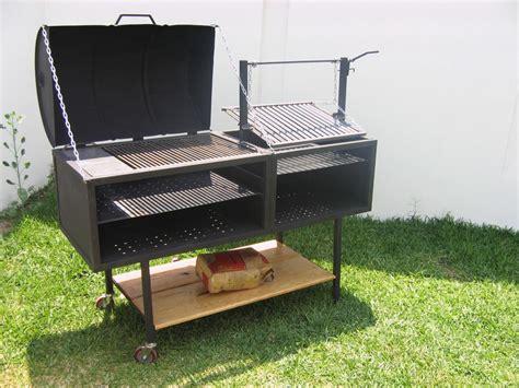 imagenes de asadores minimalistas asadores de carne argentino con ahumador pollero