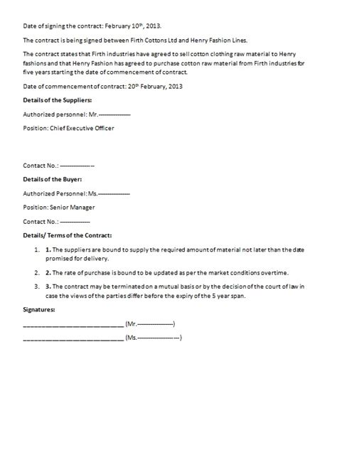 Legal Agreement Templates Free Contract Templates Word Pdf Agreements Part 6