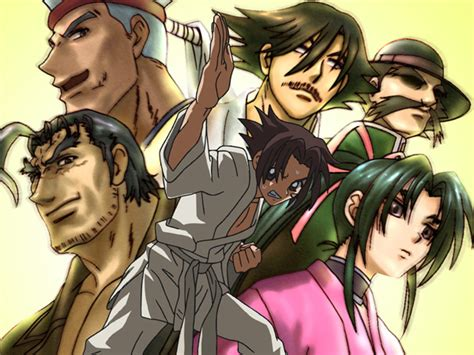 kenichi the mightiest disciple anime images kenichi the mightiest disciple
