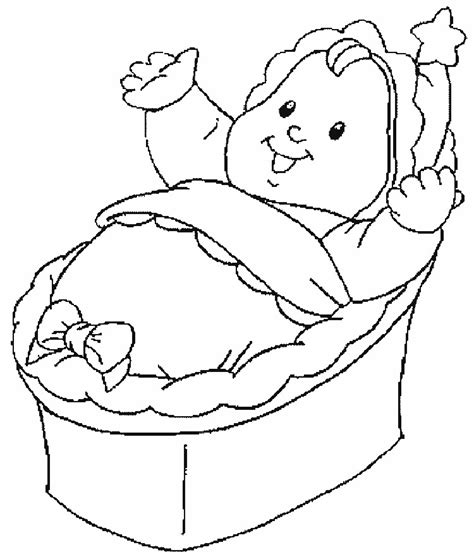 Coloring Page Free Printable | free printable baby coloring pages for kids