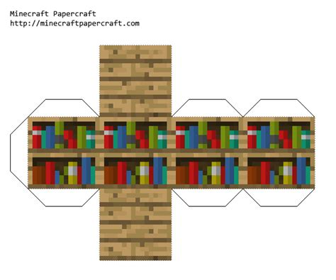 Minecraft Papercraft House - papercraft minecraft house papercraft