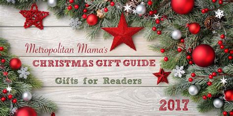 christmas gift guide 2017 gifts for readers