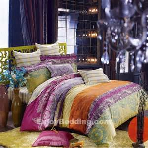 colorful bedding colorful bohemian bedding set bedding oh ya pinterest