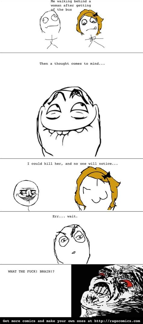 Comic Meme - retarded comic rage comics know your meme