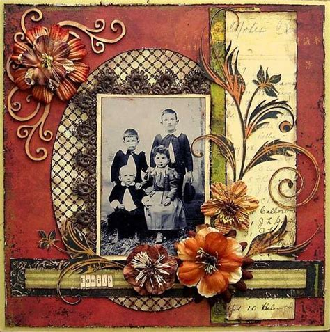 Bringing Digital Scrapbooking To Scrapbook Retail Stores The Mad Cropper 2 by Best 25 Heritage Scrapbooking Ideas On