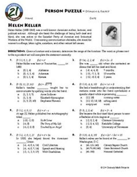 helen keller biography middle school helen keller lesson plan worksheet reading to learn
