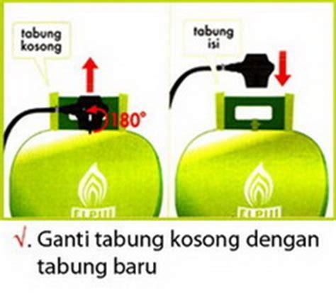 Tabung Blue Gas 12 Kg new cara memasang gas elpiji tutor
