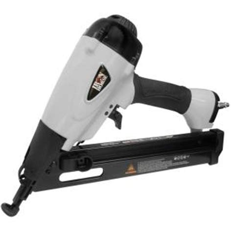 Angle Iron Home Depot by Iron 2 1 2 In 34 Degree Angle Nailer With Ih