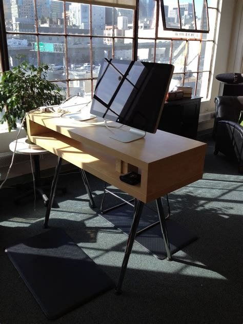 ikea galant standing desk 25 best ideas about standing desks on