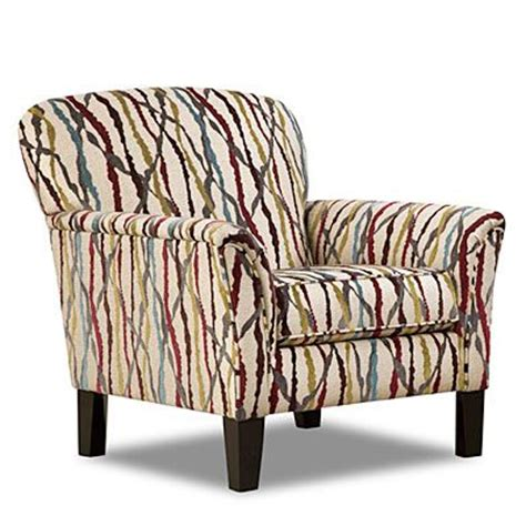 simmons™ amazing abstract accent chair | peacock living