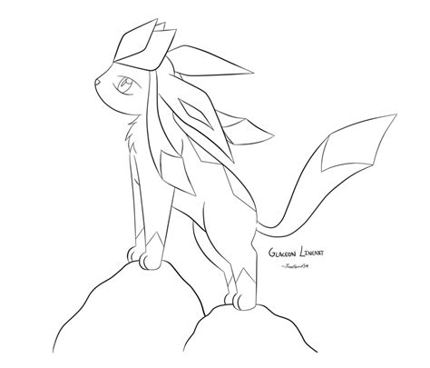 pokemon coloring pages glaceon glaceon coloring pages az coloring pages