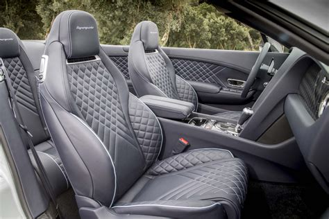 bentley supersports interior 2017 bentley continental supersports first drive review