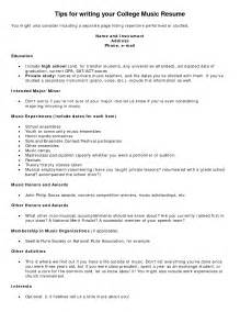 theatrical resume sle resume template resume templates for teachers