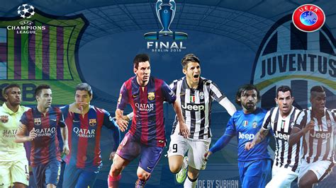 wallpaper fc barcelona vs juventus chions league final 2015 berlin 1080p wallpaper by