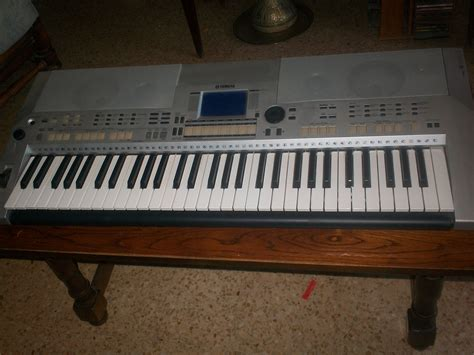 Keyboard Yamaha Psrs 500 Kondisi Normal Like New yamaha psr s500 image 266086 audiofanzine