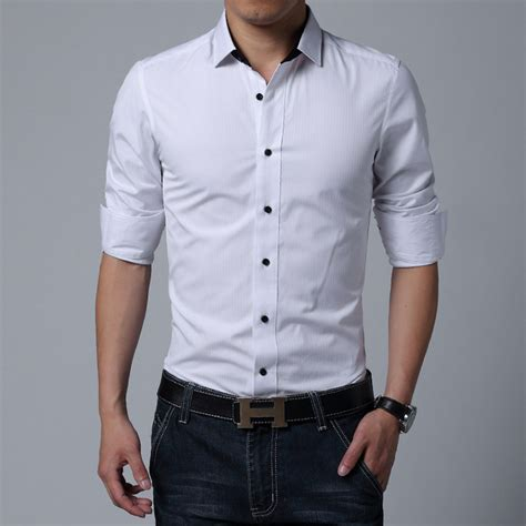 Emba Casual Klain Shirt Putih 5 easy ways to upgrade your style the idle