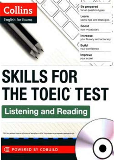 Toeic For International Communication Paket 3 Ebook 3 collins skills for the toeic test listening and reading ebooktienganh