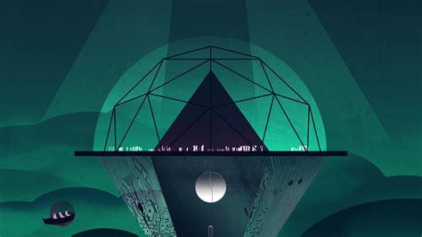 ap venus dark green art illustration nasa space wallpaper