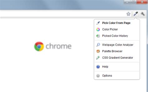 color picker chrome colorzilla for chrome screenshots