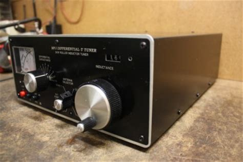 roller inductor cleaning mfj 986 3 kw roller inductor antenna tuner clean