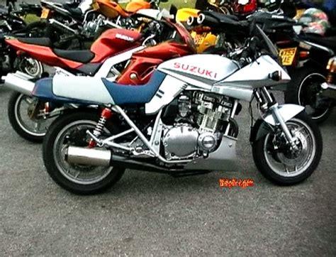 1993 Suzuki Katana 750 Hcafe