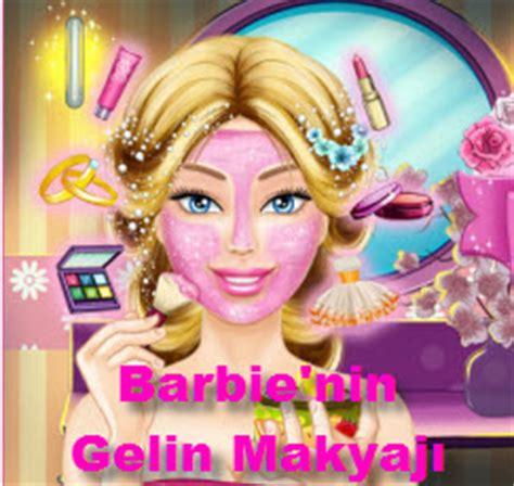 barbie'nin gelin makyajı oyna
