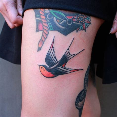 lucky bird tattoo 17 best ideas about bird tattoos on