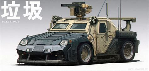 Auto Tuning L Beck by Robotics Weapons Ben Mauro Design