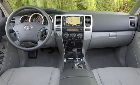 2008 Toyota 4runner Interior Car And Driver